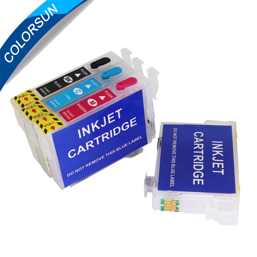 Colorsun T2971-T2964 Epson XP231 XP431 XP241 XP-431 XP-231 XP-241 - Кеңсе электроника - фото 2