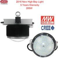 Кри Чип означает хорошо дайвер может затемнения 2016 модель гарантия 5 лет переборки лампы 23765LM 200 Вт высокого залива свет