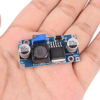 Módulo conversor de potencia de aumento ajustable XL6009 CC, módulo de fuente de alimentación de reemplazo dc-dc, convertidor boost