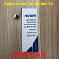 HSABAT High Capacity Battery 3200mAh battery Use for iphone 5S iphone 5GS iphone5s iphone5gs