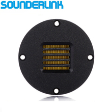 2 pcs/lot Sounderlink Neil type up to 40KHz aluminum AMT tweeter with KAPTON Diaphragm aluminium