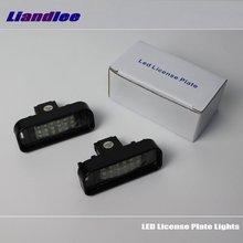Liandlee Per Mercedes Benz S280 320 400 350 430 500 600 LED auto Luce Targa/Numero di Telaio Lampada di Alta Qualità HA CONDOTTO Le Luci