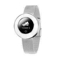 X6 Smart Watch For Women IP68 Waterproof Heart Rate Monitoring Blood Pressure Lady Smartwatch Hot