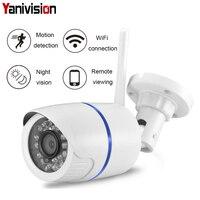 1080P WiFi IP Camera 2MP Wi Fi Wireless Network Camera P2P Outdoor Bullet Motion Detection 960P 720P Camhi Wi fi Camara Cam
