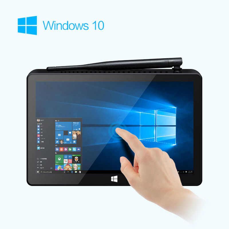 Новый Pipo X9S Win 10 Мини ПК Intel Cherry trail Z8300 Четырехъядерный 4G/64G 2G/32G Smart tv Box 8,9 1920*1080P сенсорный экран планшет