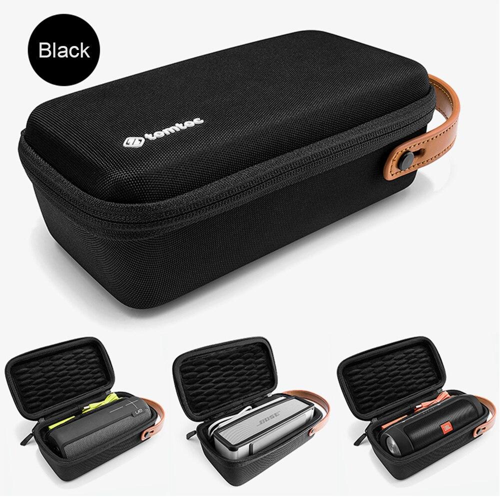 2018 Nouveau PU EVA Dur Portable de Transport Voyage Cas Pour JBL Flip 4 Bose SoundLink Mini 1/2 Logitech UE BOOM 1/2 Bluetooth haut-parleur