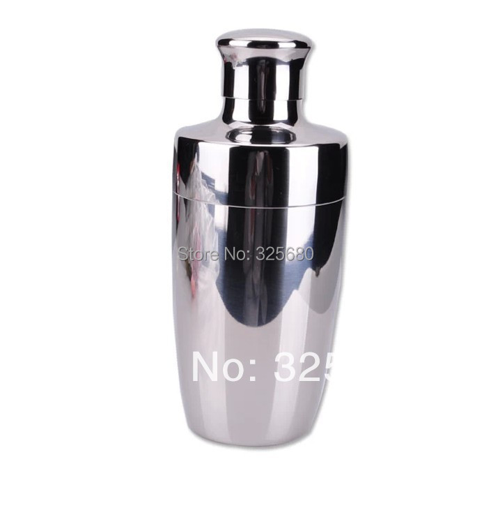 680ml New Products  Duke Models High quality Thicken Stainless Steel Cocktail Shaker Shake Glass Bartending Essential Wine Sets