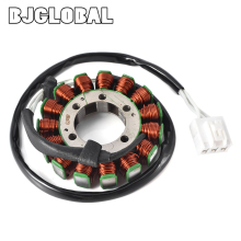 купить Generator Stator Coils For Kawasaki ZX600 Ninja ZX6R ZX 6R 600 ZX-6R 2007 2008 Motorcycle Accessories Magneto Alternator Engine по цене 3300.2 рублей