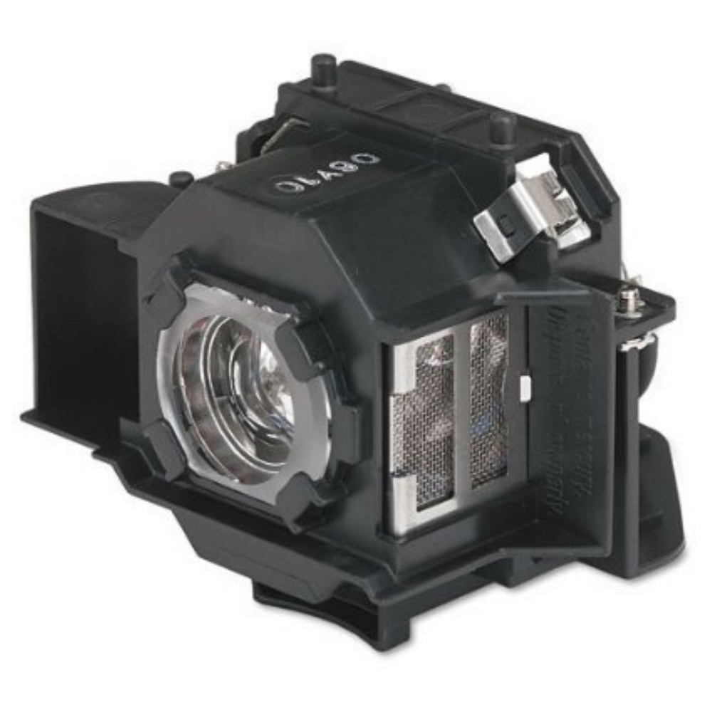 Replacement Original Projector Lamp with housing ELPLP34 For Epson EMP-63, EMP-82, EMP-X3 Projectors(170W) elplp38 v13h010l38 high quality projector lamp with housing for epson emp 1700 emp 1705 emp 1707 emp 1710 emp 1715 emp 1717