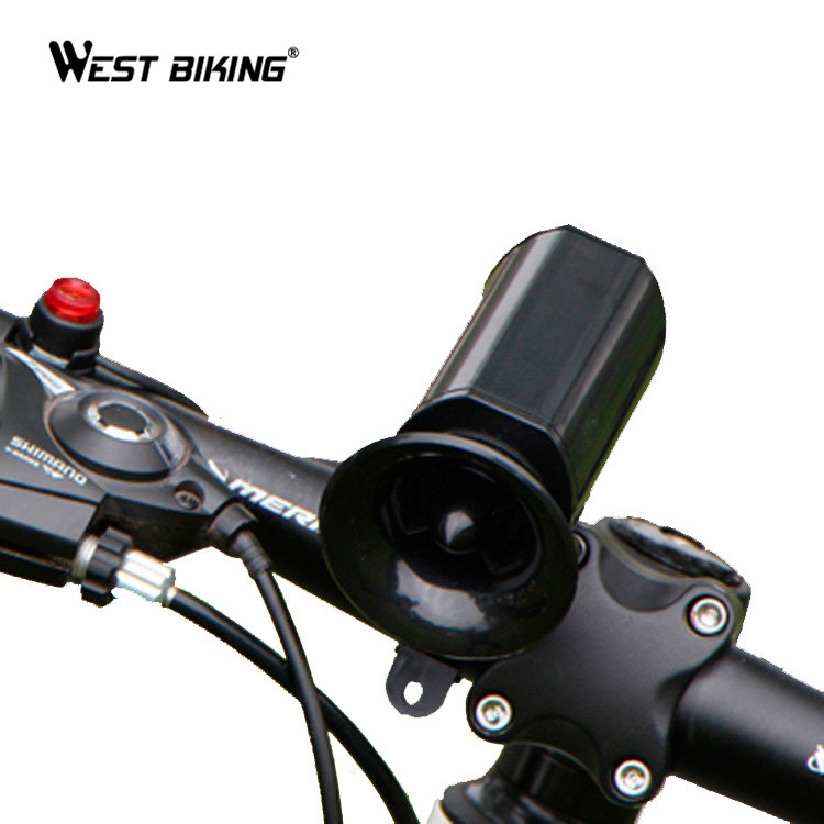 Loud Sound Bike Bell Bike Handlebar Electric Horn Ring Alarm Top Class Road MTB Cycling Bell Bicycle Electric Horn Alarm Ring
