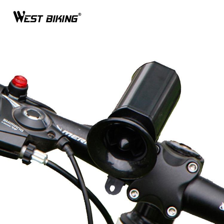 Bike MTB-Fahrrad Lenker Elektrisch Horn Lauter Hohe Dezibel Hupe Glocken