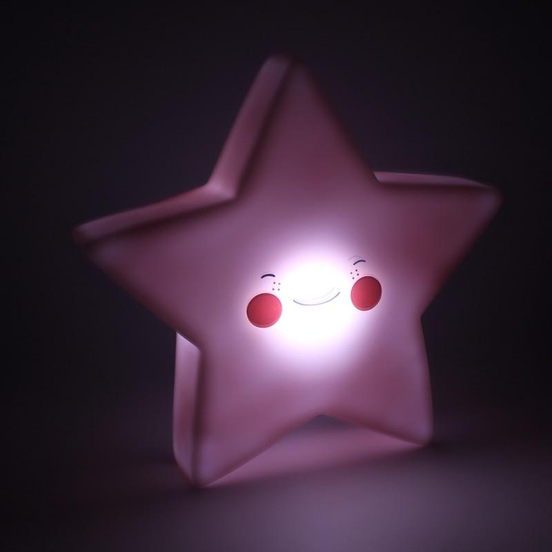 Luzes da Noite lâmpada para crianças brinquedo de Size : 12.5x13.2cmx3.5cm(with Box)