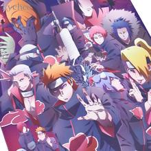 Naruto Kakashi Hanging Wall Poster
