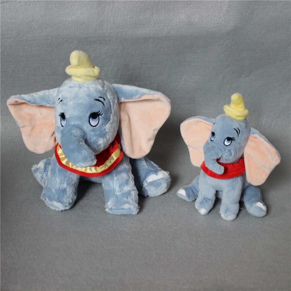 Usa Disny Movie Dumbo Elephant Soft Stuffed Animals Plush Toy