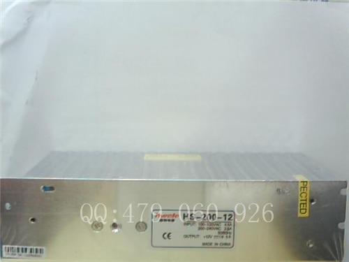 [ZOB] Heng Wei switching power supply HS-200-12 12V16.6A [zob] heng wei switching power supply t 50d 3pcs lot