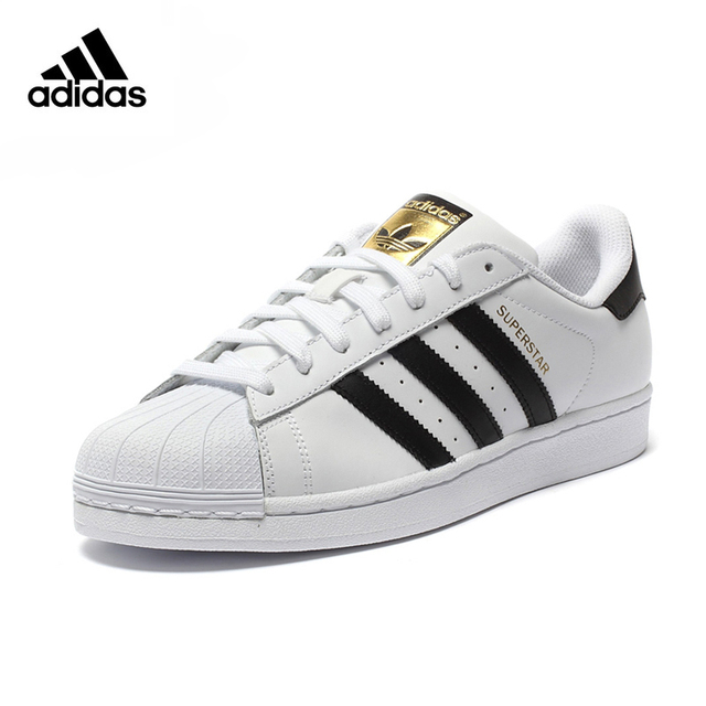 Men's Classics Original Skateboarding Superstar Unisex Adidas Shoes SVpUzM
