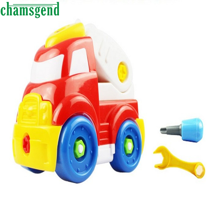 2017 hot christmas gift child baby disassembly assembly cartoon dump truck toy sep 01 in blocks from toys hobbies on aliexpresscom alibaba group