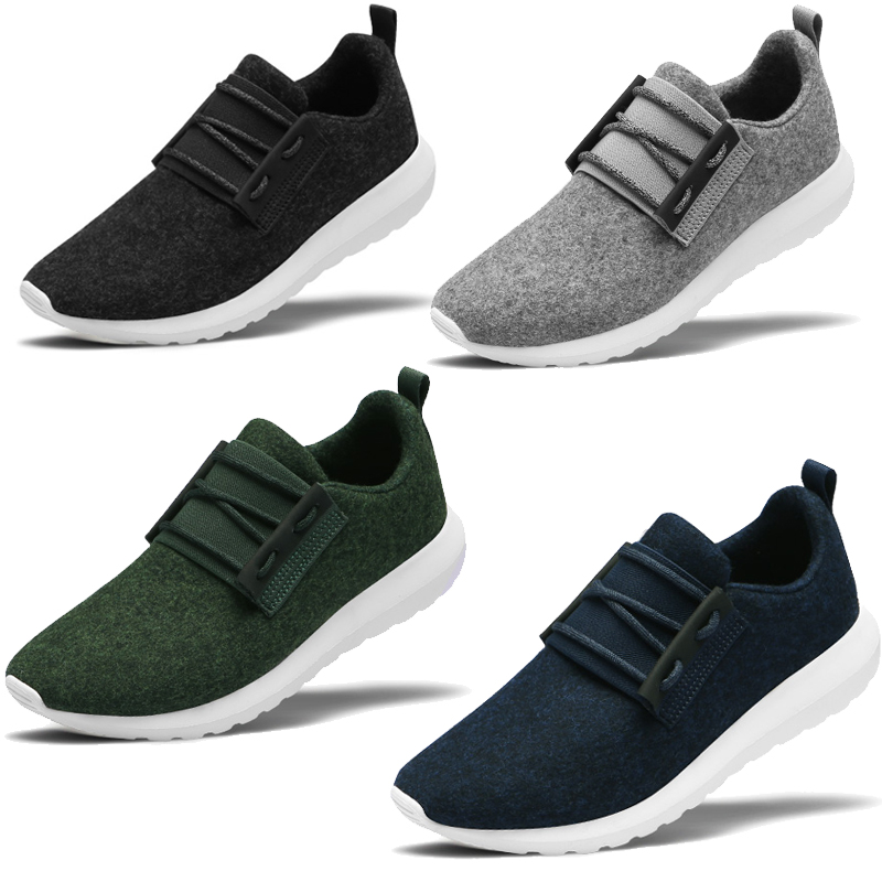 Premium Paperplanes  Natural Wool Light Weight Breathable Shoes Sneakers-PP1500