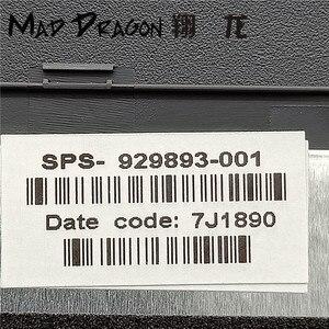 Image 5 - Совершенно новый брендовый ЖК чехол бренда MAD DRAGON, задняя крышка ЖК дисплея для HP 15T BR 15T BS 15Z BW 255 G6 929893 001 AP2040002H0, черный корпус