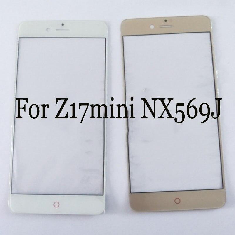 Für Nubia Z17mini NX569J TouchScreen Digitizer Für Nubia Z 17 Z17 mini Touch Screen Glas panel Ohne Flex Kabel NX569J