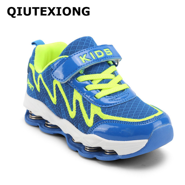 Boys Running 7 Shoes Casual Cushioning Children Springs rCBExeQWdo