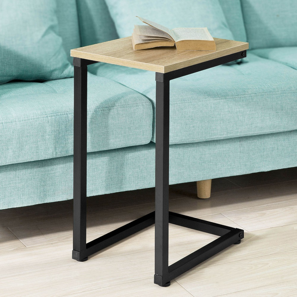 SoBuy  FBT44- N Wood Coffee Side End Table Bed Sofa Table Laptop Table Living Room Furniture