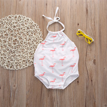 Cartoon Swan Long Sleeve Baby bodysuits Baby Girl One Pieces Cute Organic Cotton Clothes Jumpsuits kids clothes Baby Clothing