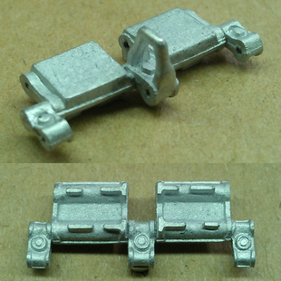 Russian T-80 2S19 Tank model 1:35 metal track Assembly model Toys spade ace 1 35 35011a metal track soviet 2s7