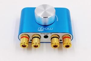 Image 5 - 50W X2 F900 Bluetooth alıcısı dijital elektrikli ses yükseltici Hifi Stereo güç AMP güç adaptörü ile