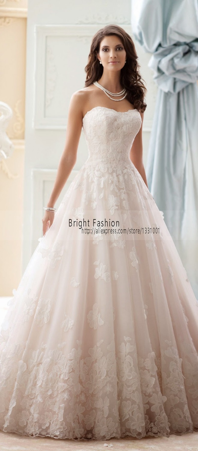 Aliexpress.com : Buy Spanish Style Wedding Dresses 2015 New Plus ...