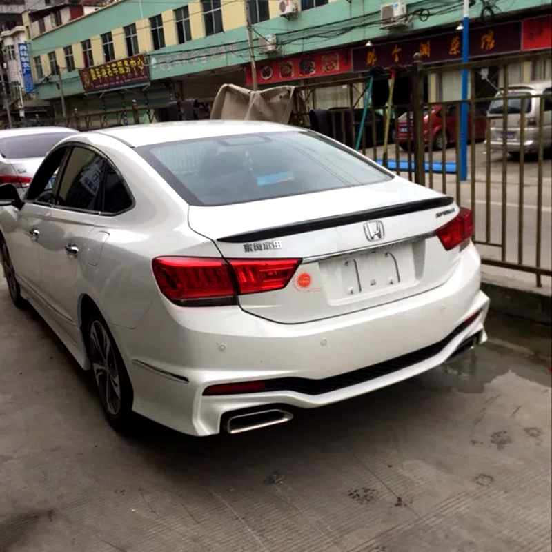Acura Tsx 2017 >> Us 23 8 32 Off For Honder Spirior Acura Tsx Spoiler 2015 2017 Acura High Quality Abs Material Car Rear Wing Primer Color Rear Spoiler In Spoilers