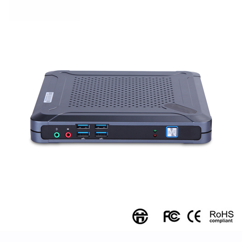 Windows 10 Mini Pc AMD Quad Core WIFI USB 3.0 HTPC School Office Internet Very Low Power Consumption