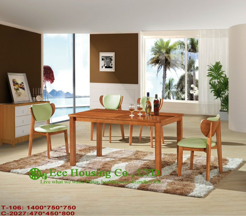 Wood For Furniture For Sale: Solid Wood Home Furniture For Sale In China T 106,C 2027