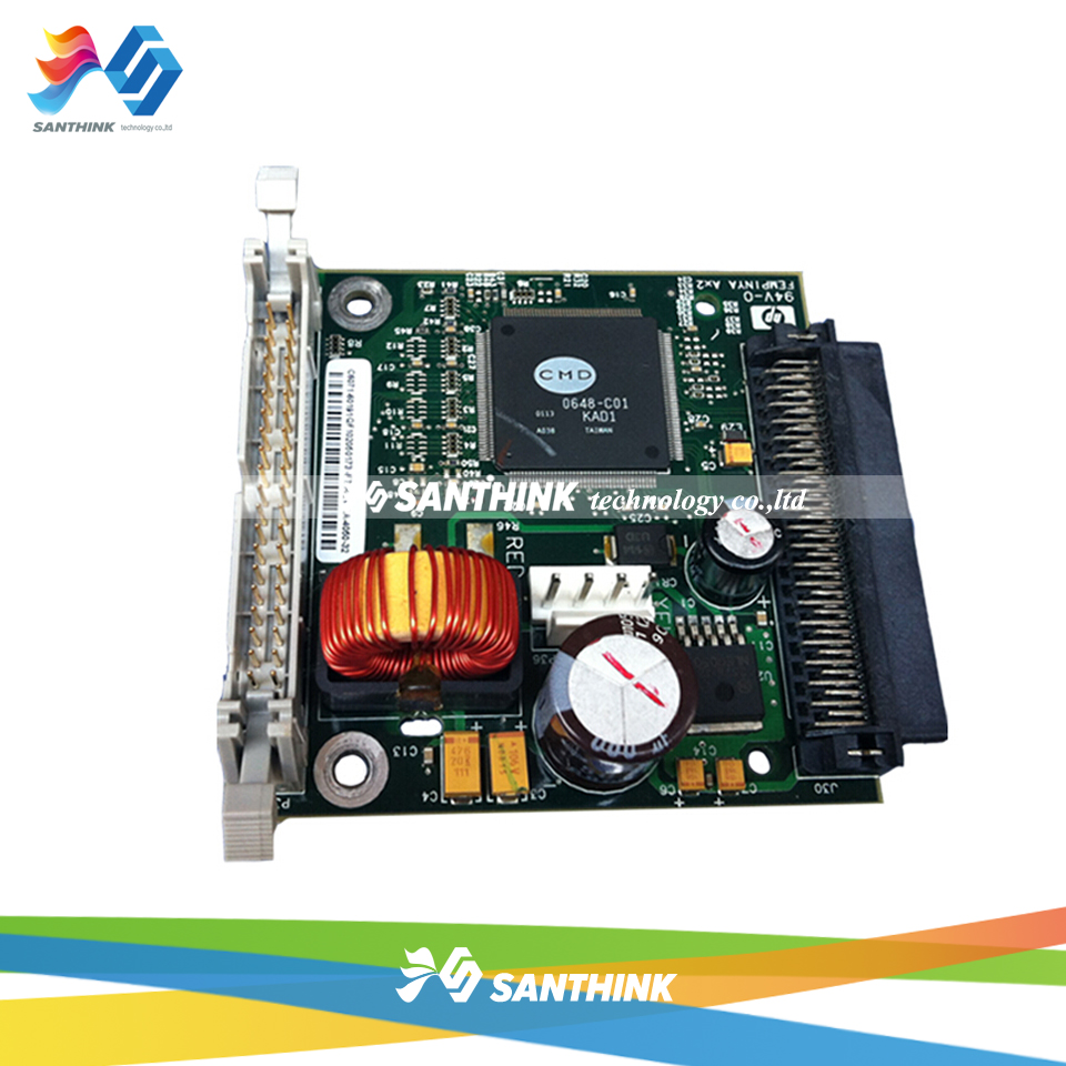 Designjet Hard disk Formatter board For HP 5000 5100 5500 HP5000 HP5100 HP5500 Hard-board connectors rg5 3517 dc control pc board use for hp 5000 hp5000 dc controller board
