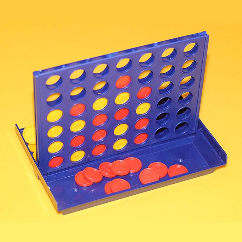 1 компл. подключения 4 в линию Настольная игра детские развивающие игрушки для детей спортивные развлечения