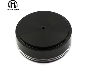 Image 5 - Hifi amplifier Speaker foot pad for Amplifier DAC Decoder Audio Computer Chassis buffer Absorption Damping Aluminum feet 58*22mm