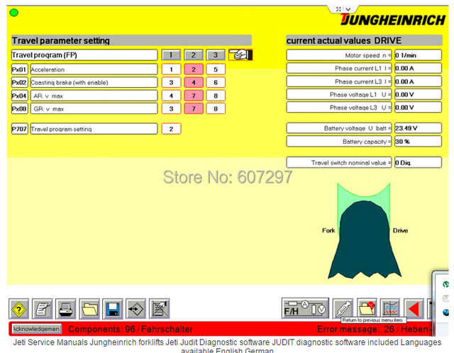 new 3in1 jungheinrich forklifts v4 32 et parts sh repair manual rh aliexpress com jungheinrich etv 320 user manual jungheinrich owners manual