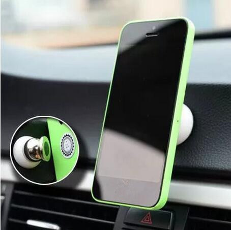 Car Styling Pad Mobile Phone Holder Magnetic Bracket For