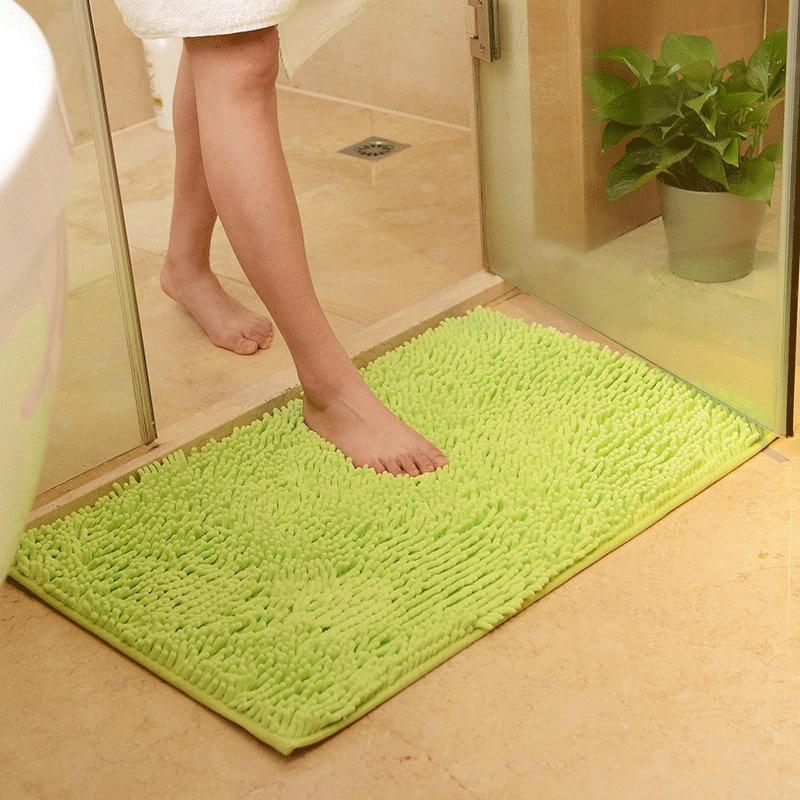 Non-Slip Door Mats For Living Room Kichen Floor Mat Bedroom Rug Foot Pad Room Decor Rug Bathroom Water Absorption Tapete Pad