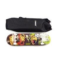 Skateboard Carry Bag Double Rocker Backpack Single Rocker Carry Bags Flate plate BackPack for Longboard Storage Bag Water Proof