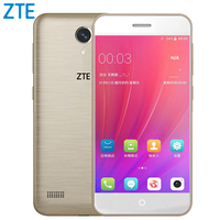 Original ZTE Blade A520 Handy 5,0 zoll Quad Core 2G RAM 16G ROM Dual SIM Karten Front & Back Kamera Android 6,0