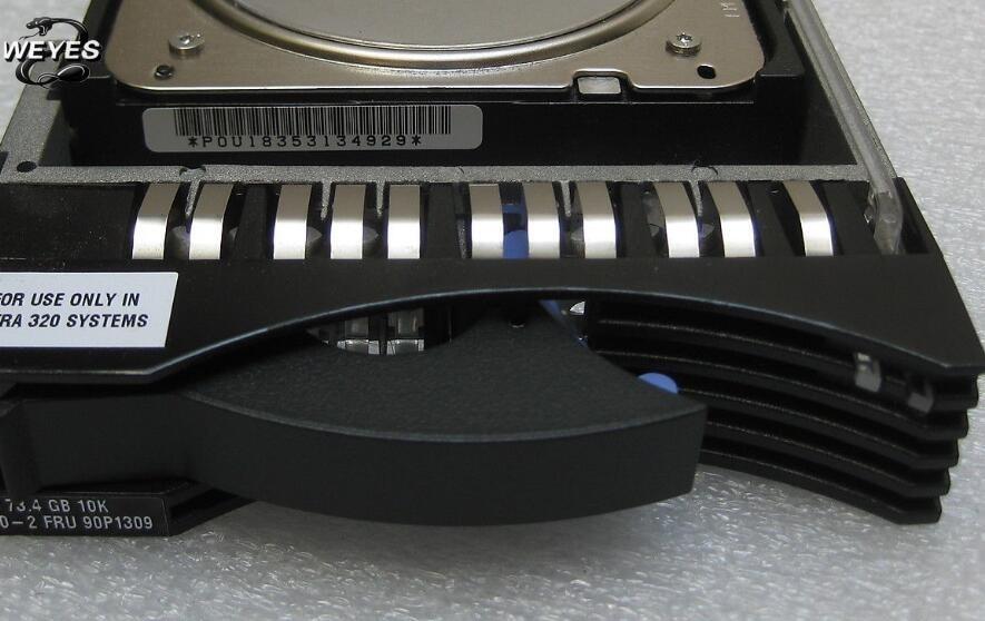 X226 X236 X346 73GB 10K SCSI 40K1023 90P1305 90P1309 Server Hard Disk one year warranty фото