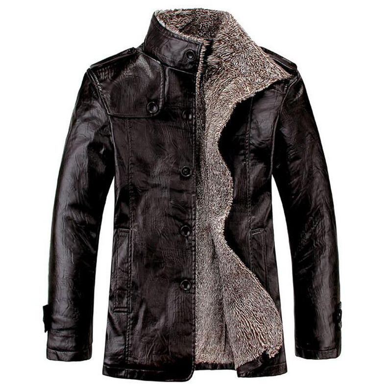 Online Get Cheap Leather Bomber Jackets for Men -Aliexpress.com ...