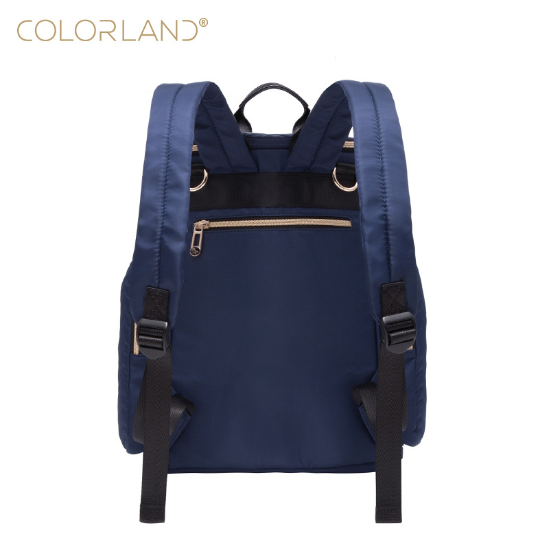 2d8fa1f1dc COLORLAND Baby Diaper Bag Backpack Mom Stroller Nappy Changing Mommy  Maternity Organizer Wet Bags Care Thermal. sku: 32994789574