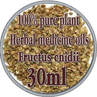 100% pure plant Herbal medicine oils FRUCTUS CNIDII herbal oil 30ml Essential oils traditional Chinese medicine oil