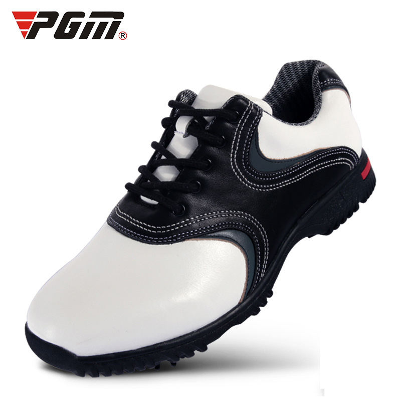 Golf Shoes Men Pgm Waterproof Sports Shoes Knobs Buckle Shoes Mesh Lining Breathable Anti-slip Sneakers for MaleGolf Shoes Men Pgm Waterproof Sports Shoes Knobs Buckle Shoes Mesh Lining Breathable Anti-slip Sneakers for Male