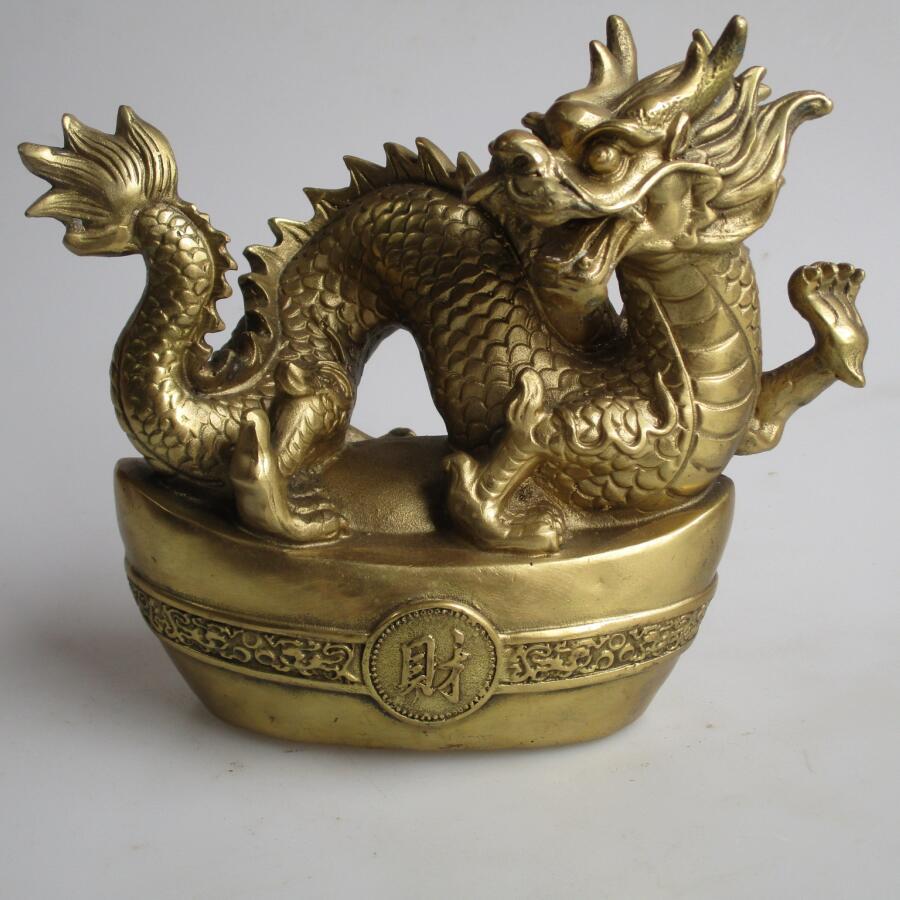 Online Metal Dragon Sculpture China