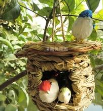 ケージjaula鳥ケージ庭の装飾鳥の餌箱