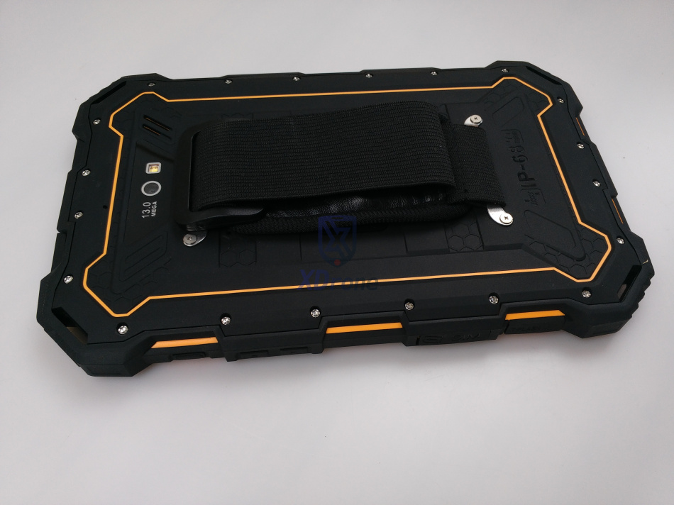 2018 Original Android Rugged Tablet PC IP68 Waterproof Smartphone Shockproof MTK6735 Quad Core 2GB RAM 13.0MP 4G LTE FDD NFC GPS Karachi