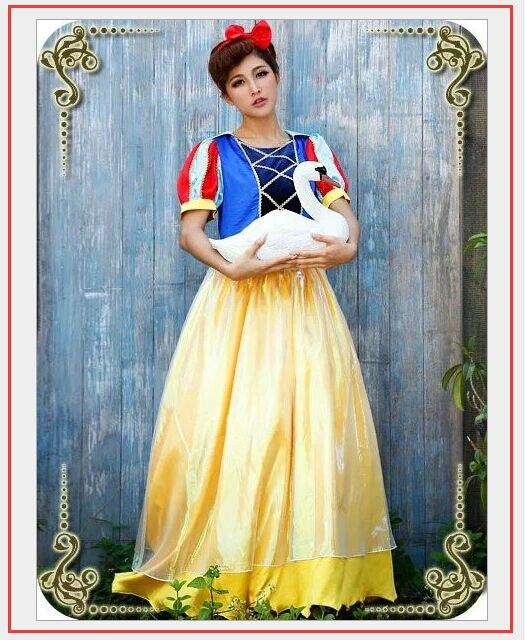 Selbst gemachter Erwachsener Prinzessin Kostüm
